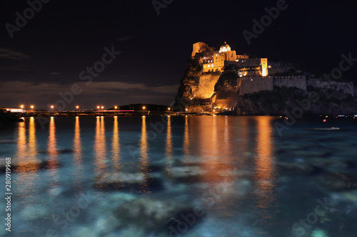 Fotografía Castillo Aragonese Ischia