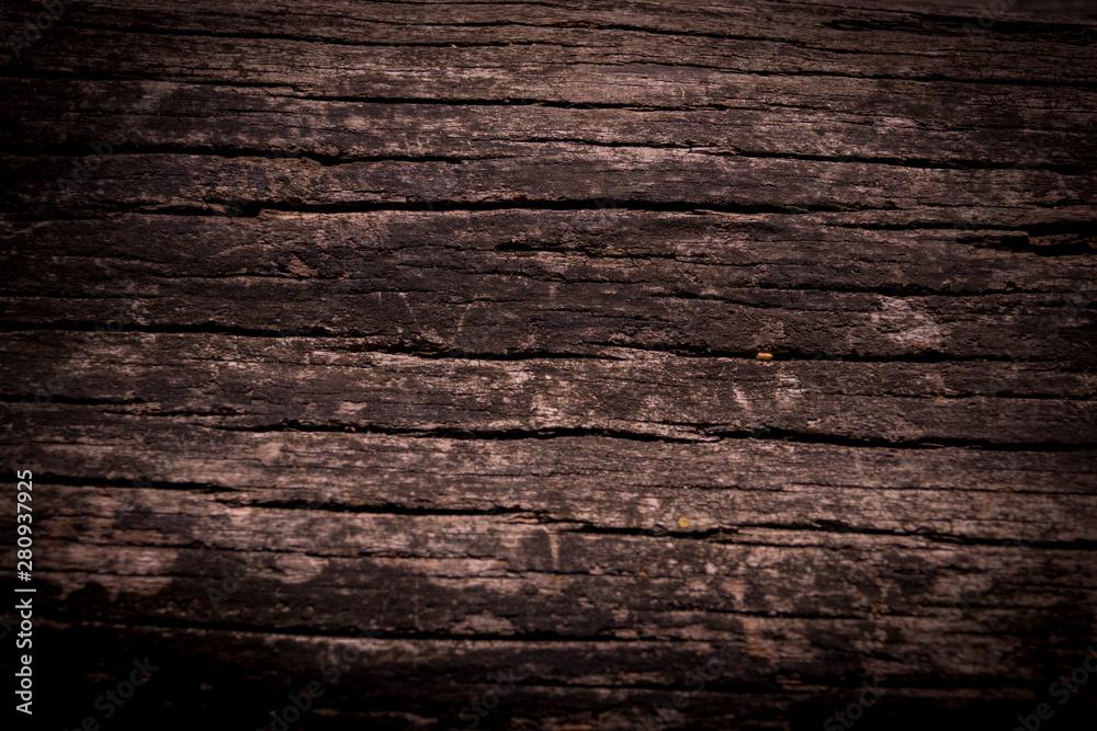 Fototapeta drewniane tła z winetą