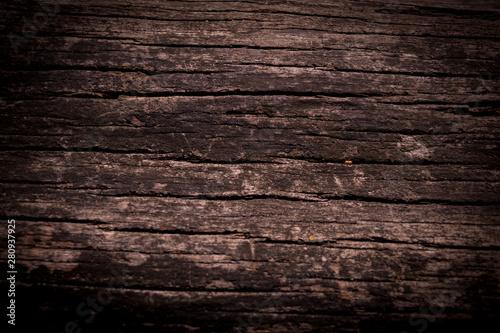 Fototapeta drewniane tła z winetą  obraz