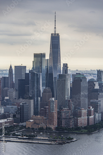 Cuadros en Lienzo New York - Manhattan - one world trade center