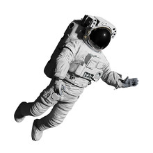 Astronaut During Space Walk, I...