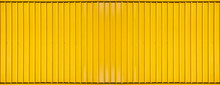 Yellow Box Container Striped Line Textured Background