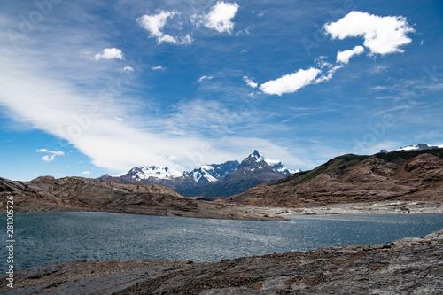 Foto op Plexiglas Poolcirkel Landscape in the Torres del Paine national park, Patagonia