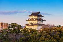 Odawara Castle, Odawara, Kanagawa Prefecture, Honshu, Japan