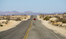 Scenes On Old Route 66 In California