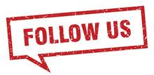 Follow Us Sign. Follow Us Squa...