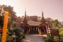 THAILAND PHRAE WAT JOM SAWAN