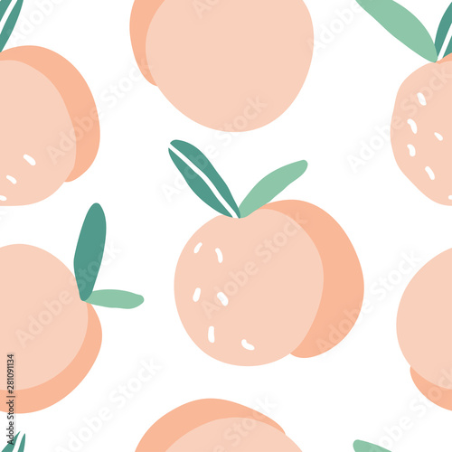 doodle-peach-vector-seamless-pattern