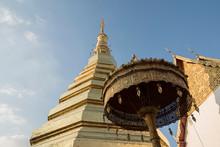 THAILAND PHRAE WAT PHRA THAT CHO HAE TEMPLE