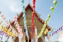 THAILAND PHRAE WAT PONG SUNAN TEMPLE