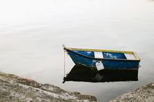 Wooden Fisherman Boat