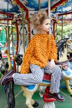 Fashion Circusstyle Girl