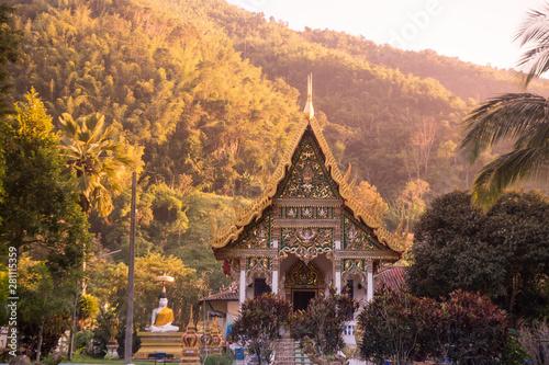 Cuadros en Lienzo  THAILAND PHRAE WAT KHUHA