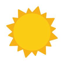 Sun Solar Energy Light Cartoon