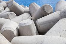 Concrete Wave Breakers Modern ...
