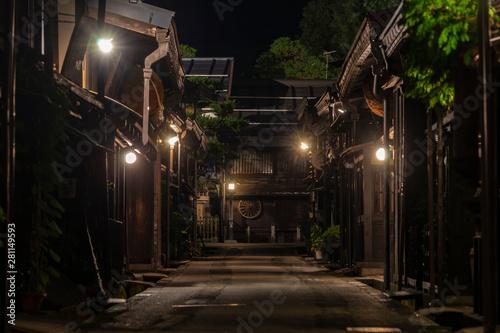 三町筋夜景G9