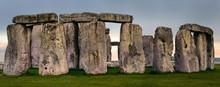 Panorama Of Stonehenge Prehist...