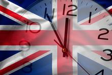 Composite Image Of British Fla...