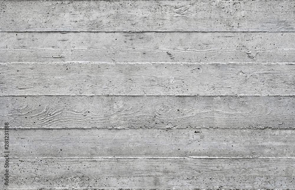 Fototapeta Board Formed Bare Concrete Seamless Texture
