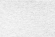 Closeup Grey Blank Cotton Fabric Texture Background.