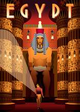 The Archaeologist In Pharaoh's...