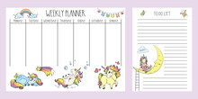 Weekly Planner And To Do List ...