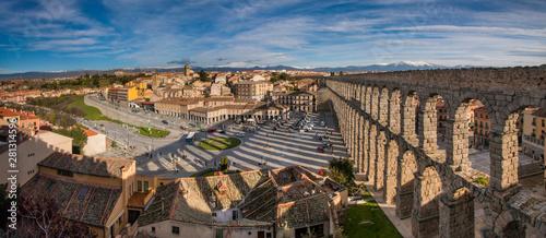 Postigo Del Consuelo, Segovia, Spain.