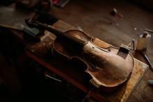 Violin Reparation