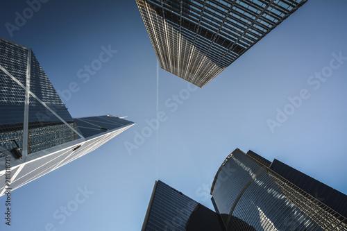 Photo  HongKong Skyscrapers