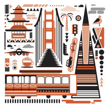 San-Francisco Pattern Simple I...