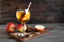 Apple Autumnal Drink