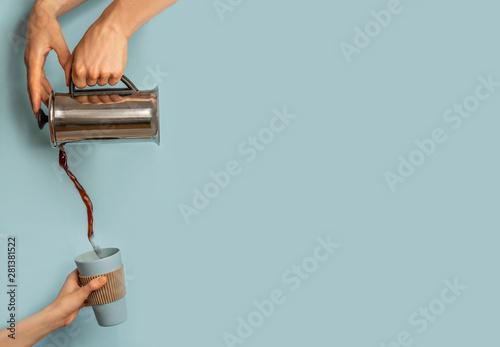 Fotografía  Discount for bringing own cup