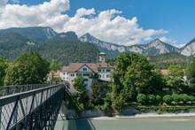 Reichenau Castle And Bridge Ov...
