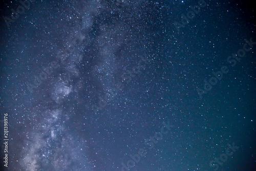 Fotografia  Ciel étoilé et voie lactée