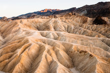 Felsenformation Death Valley