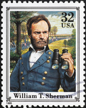 General Sherman On American Po...