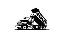 Truck Icon Logo Design Vector
