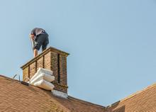 Chimney Liner Installation On ...