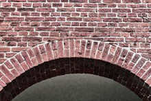 Detailed Old And Weathered Vintage Brick Wall In High Resolution