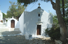 Greece, The Island Of Amorgos....