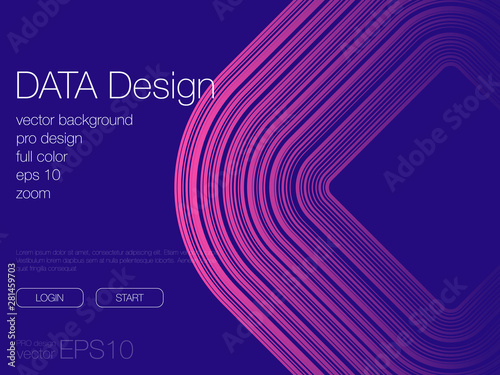 Photo  Abstract blend background. Template for web site