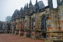 Rosslyn Chapel - Edinburgh, Sc...