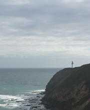 The Cape Otway Lighthouse On T...