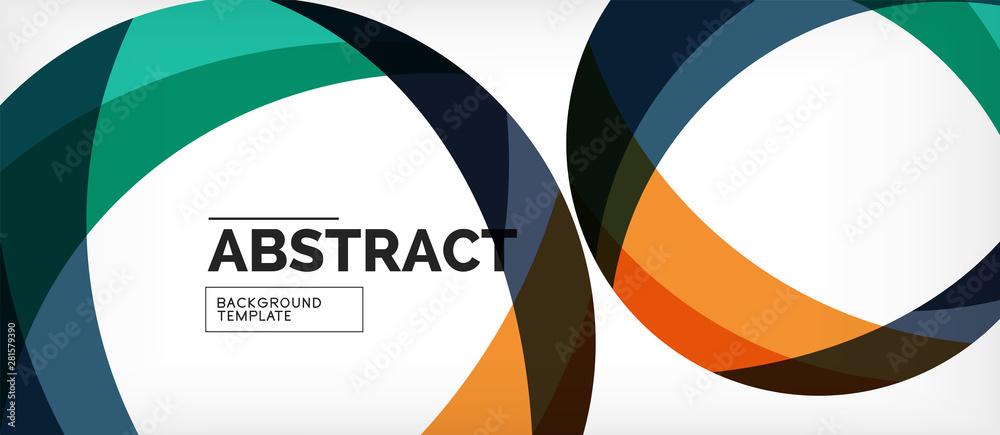 Linear wave web template. Vector illustration bright design. Decorative print. Decorative backdrop vector. Vector business illustration