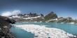 Schweizer Bergsee II; Panorama