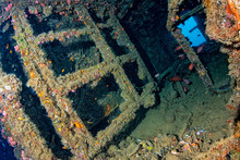 Liberty Ship Wreck In Bali Ind...