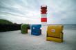 Helgoland Leuchtturm Düne