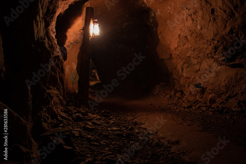 Depths of the Old Copper Mine 20