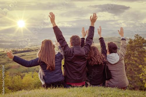 Fotografía  Christian worship and praise