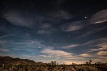 Night Photos From Joshua Tree National Park